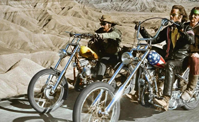 AFI Countdown Challenge #88:  Easy Rider