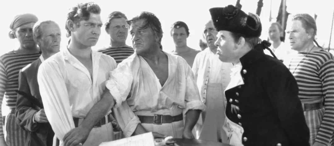 AFI Countdown Challenge #86:  Mutiny On The Bounty
