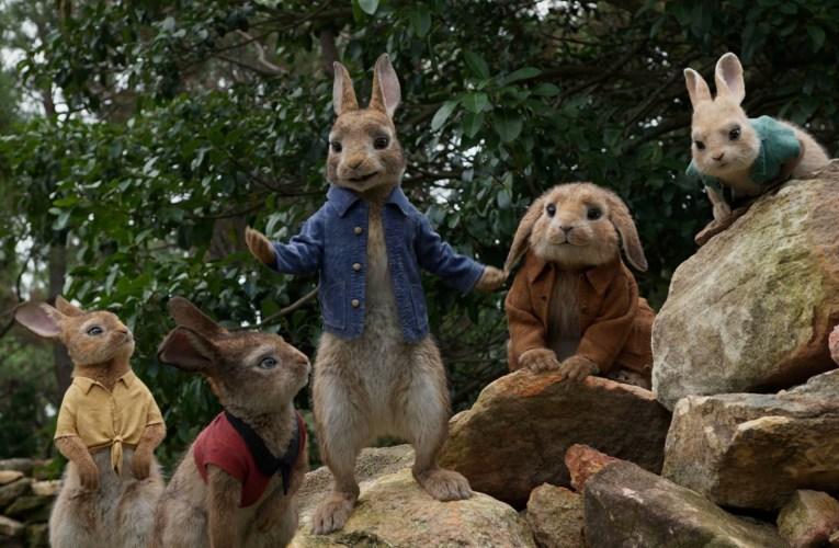 Watson Reviews: Peter Rabbit