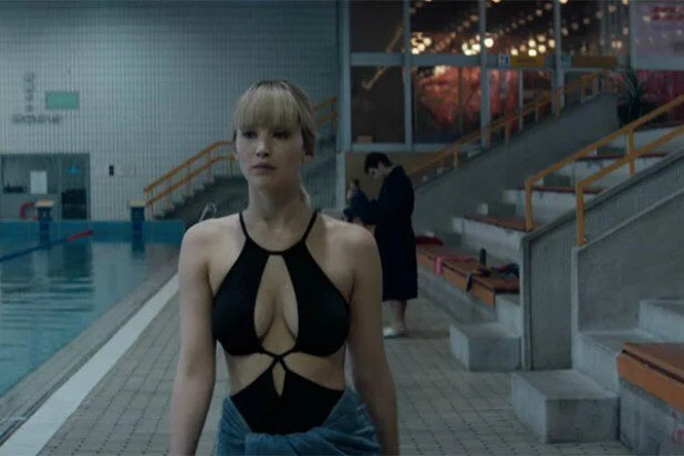 Watson Reviews: Red Sparrow (Spoiler Free)
