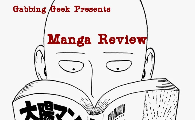 Gabbing Geek Manga Review:  Attack On Titan Volume 1