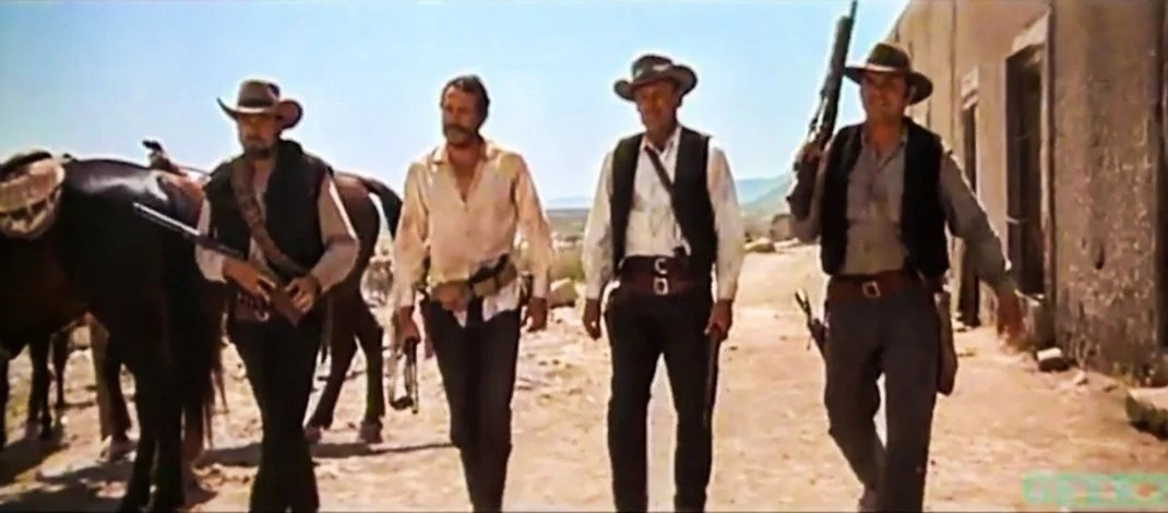 AFI Countdown Challenge #80:  The Wild Bunch