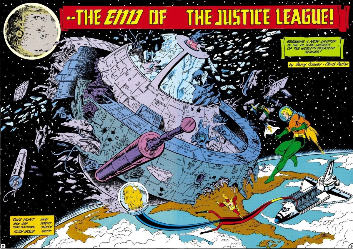 If The Justice League Had to Fight....TO THE DEATH?!?