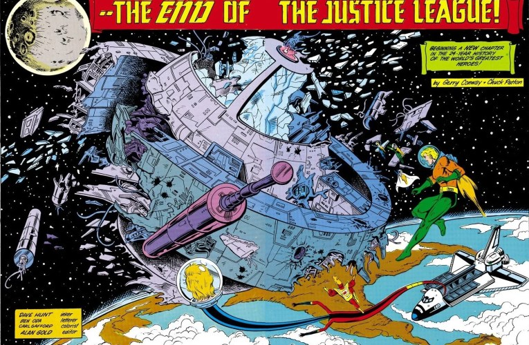 If The Justice League Had to Fight….TO THE DEATH?!?
