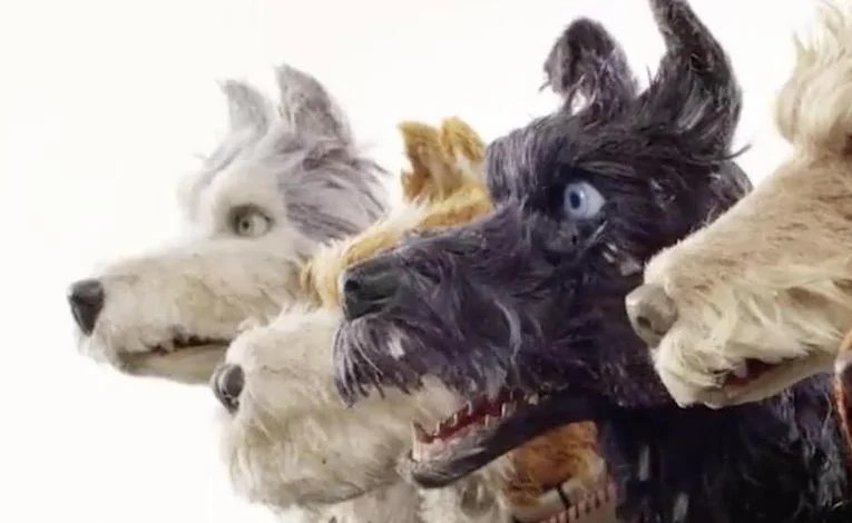 Geek Review:  Isle Of Dogs
