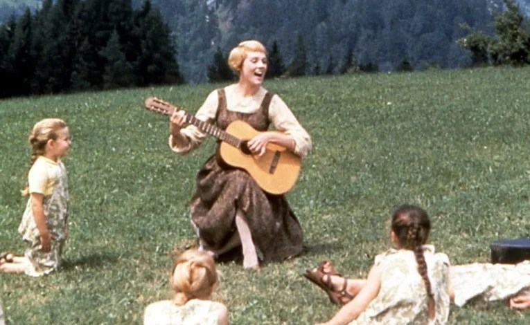 AFI Countdown Challenge#55:  The Sound Of Music