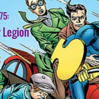 Slightly Misplaced Comic Book Heroes Case File #175:  The Newsboy Legion