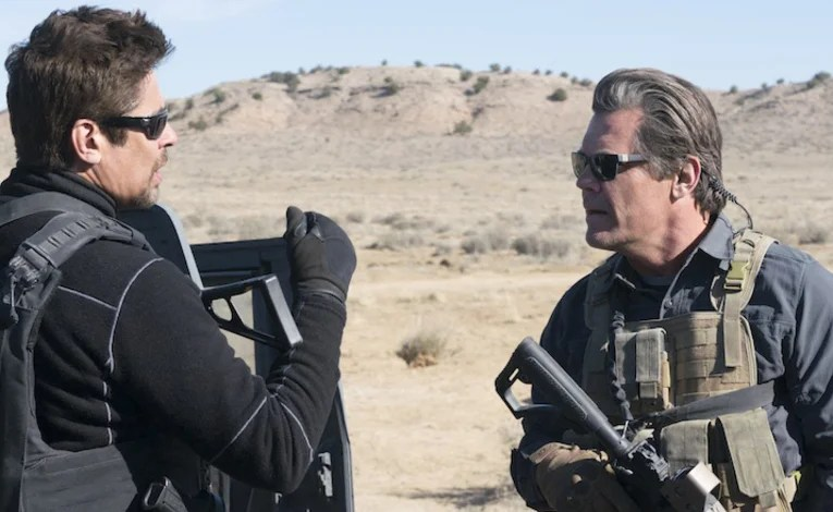 Geek Review:  Sicario:  Day Of The Soldado