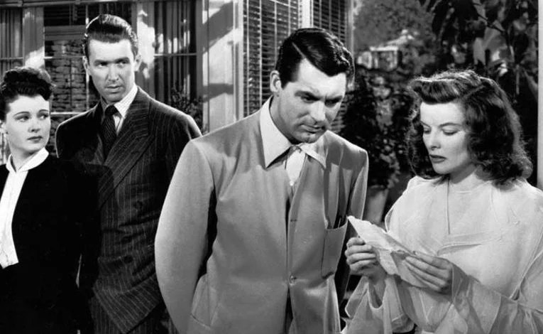 AFI Countdown Challenge #51:  The Philadelphia Story
