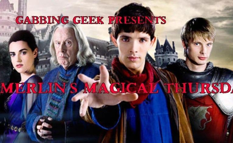 "Merlin ""The Sorcerer's Shadow"""