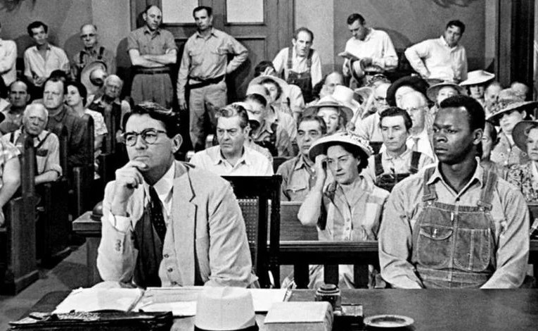 AFI Countdown Challenge #34:  To Kill A Mockingbird