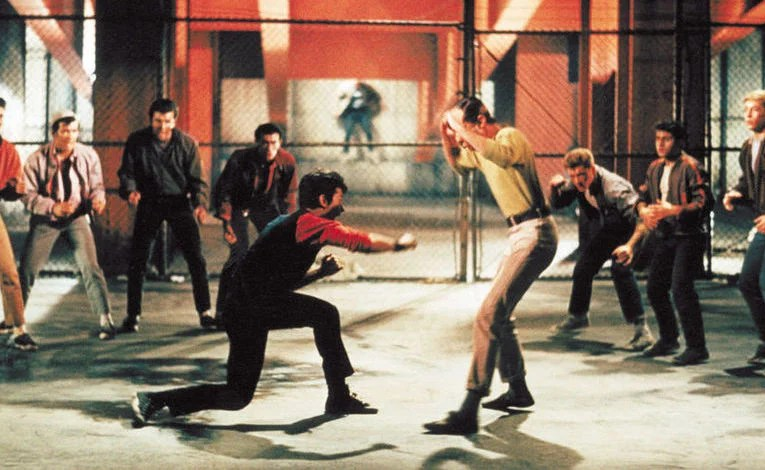 AFI Countdown Challenge #41:  West Side Story