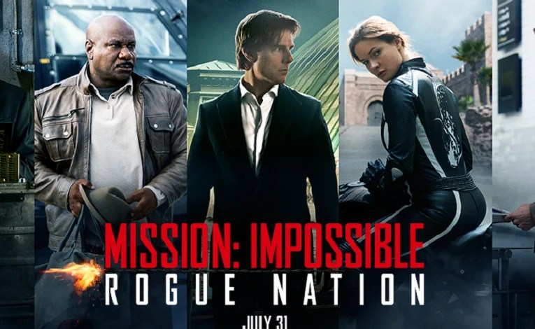 Mission: Impossible – Rogue Nation – The Rewatch