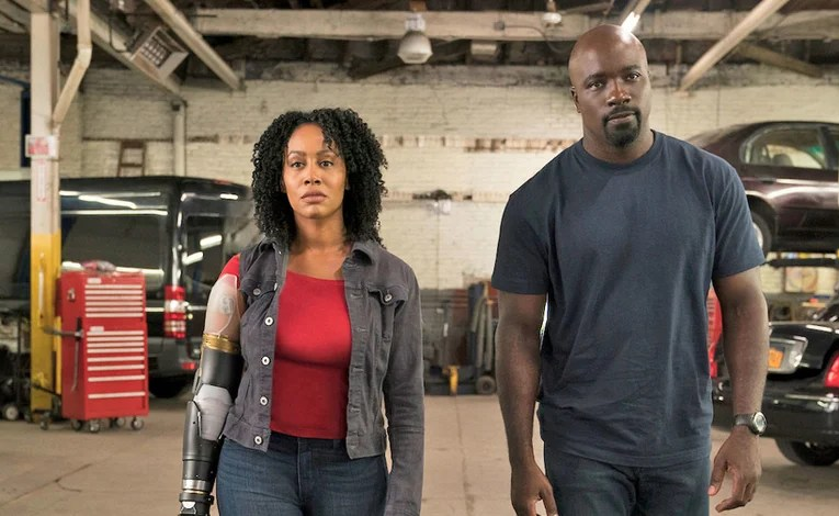 Geek TV Review:  Luke Cage Season 2