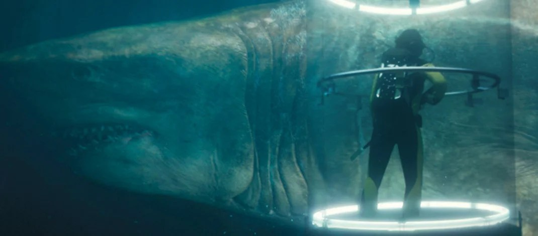 Geek Review:  The Meg