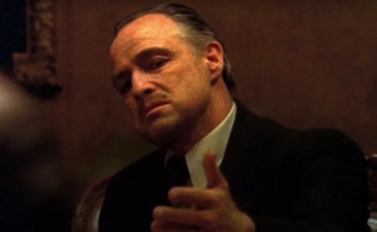 AFI Countdown Challenge #3:  The Godfather