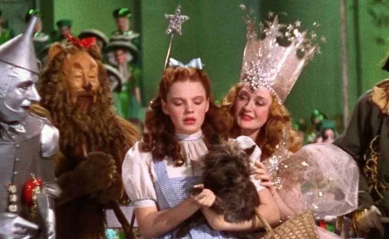 AFI Countdown Challenge #6:  The Wizard Of Oz