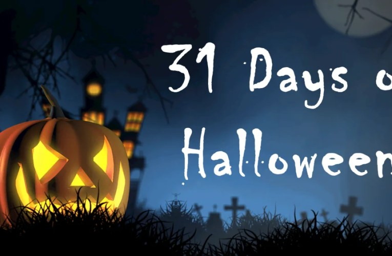 Jenny's 31 Days of Halloween! – The Evil Dead Trilogy