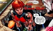 Slightly Misplaced Comic Book Heroes Case File #194:  Grace Choi