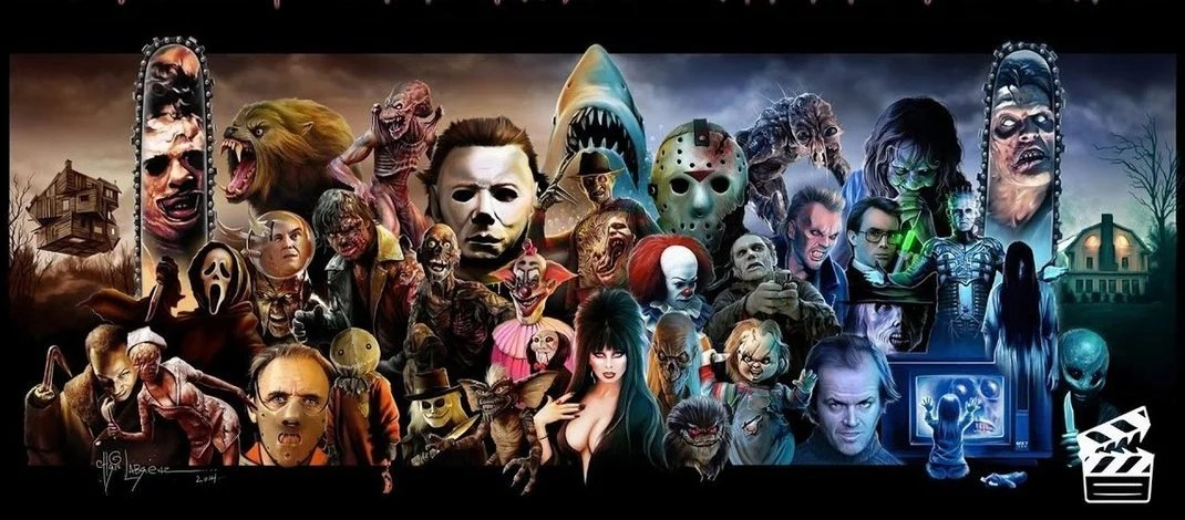Podcast Reaction:  Halloween Movies Edition