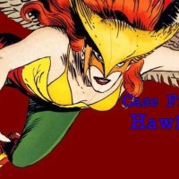 Slightly Misplaced Comic Book Heroes Case File #196:  Thanagarian Hawkwoman
