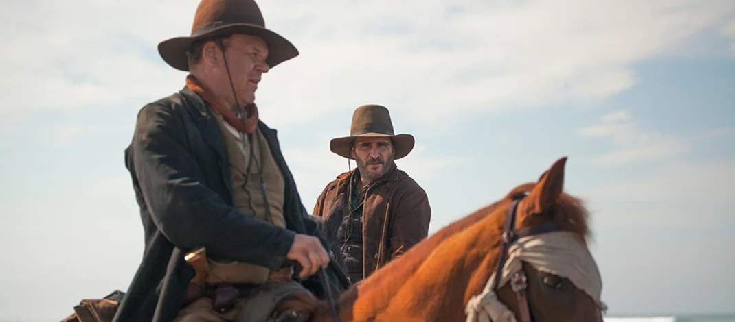 Geek Review:  The Sisters Brothers