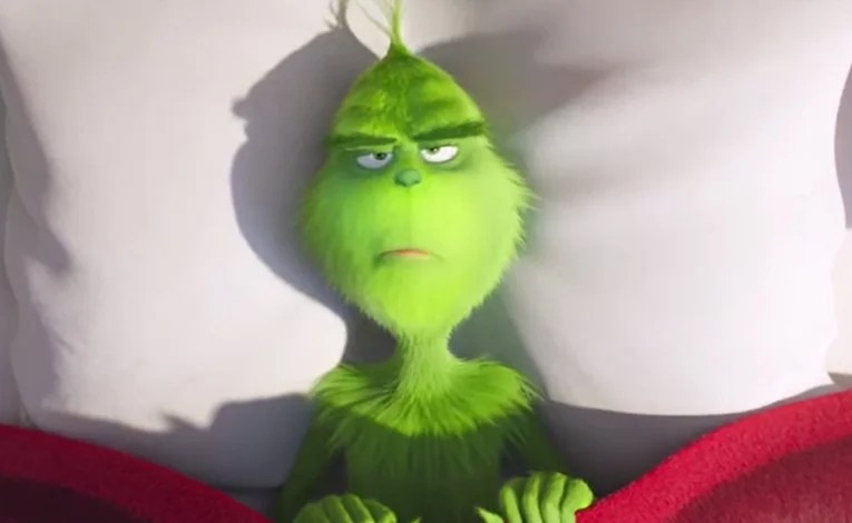 Geek Review:  The Grinch