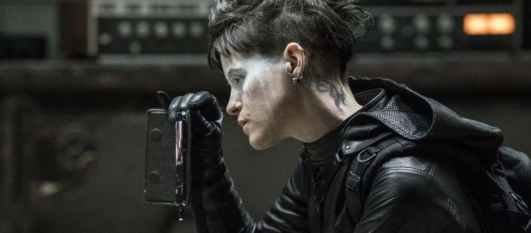 Geek Review:  The Girl In The Spider's Web