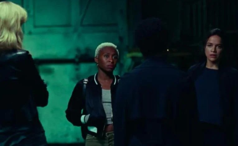 Geek Review:  Widows