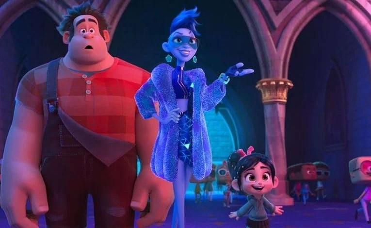 Geek Review:  Ralph Breaks The Internet