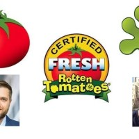 Ryan and Watson's 2018 Rotten Tomatoes Bets