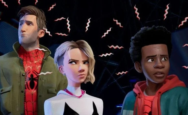 Geek Review:  Spider-Man: Into The Spider-Verse