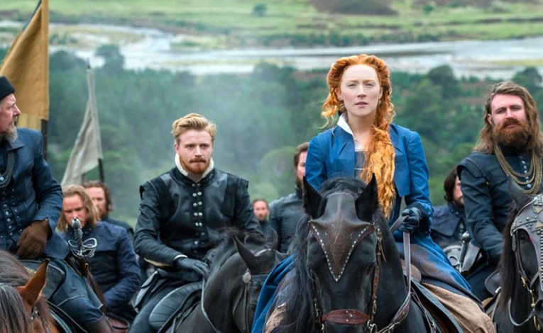 Geek Review:  Mary, Queen Of Scots
