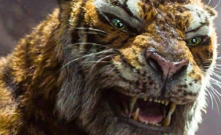 Geek Review:  Mowgli: Legend Of The Jungle