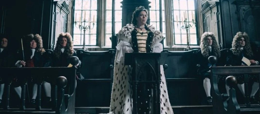 Geek Review:  The Favourite