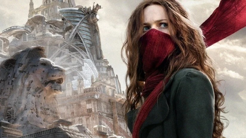 Watson Reviews:  Mortal Engines (Spoiler Free)