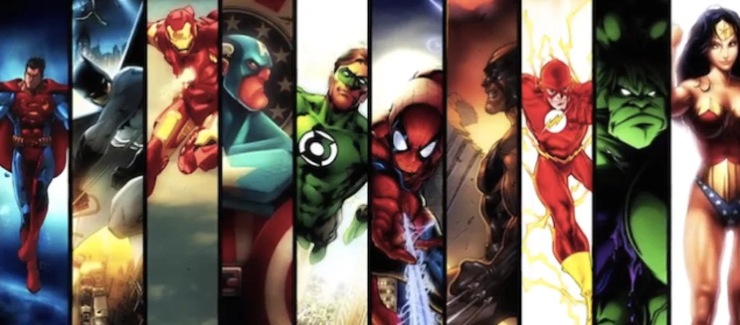 Tom's Personal Top 20 Superheroes