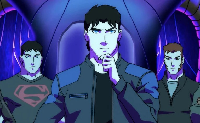 Geek TV Review:  Young Justice Season 3 Part 1