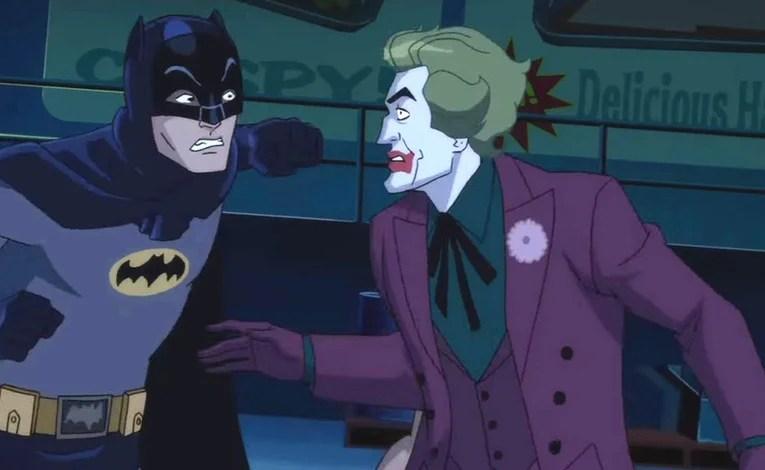 Geek Review:  Batman: Return Of The Caped Crusaders/Batman Vs. Two-Face