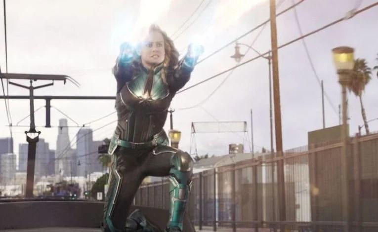 Geek Review:  Captain Marvel