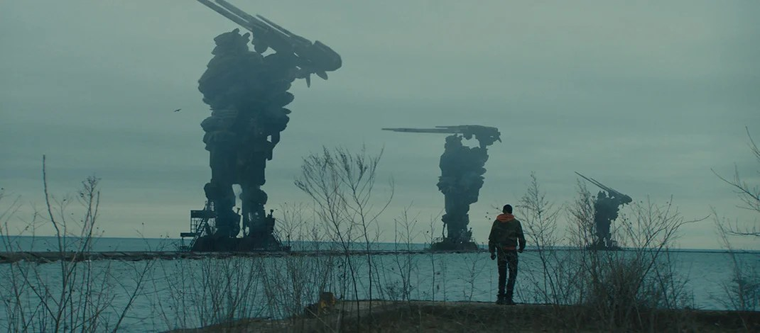 Geek Review:  Captive State