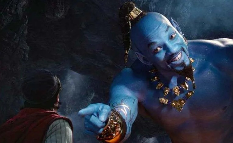 Geek Review:  Aladdin
