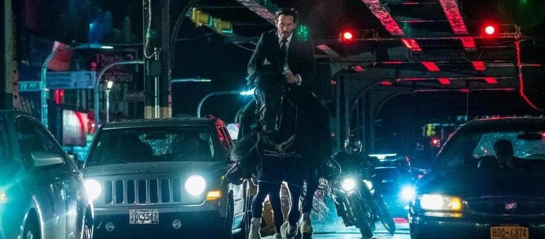 Geek Review:  John Wick: Chapter 3--Parabellum
