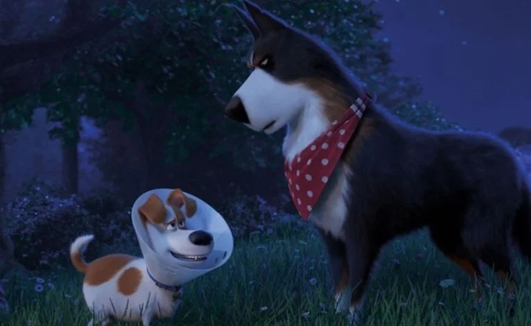 Geek Review:  The Secret Life Of Pets 2
