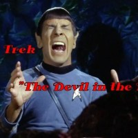 "Weekend Trek:  ""The Devil In The Dark"""