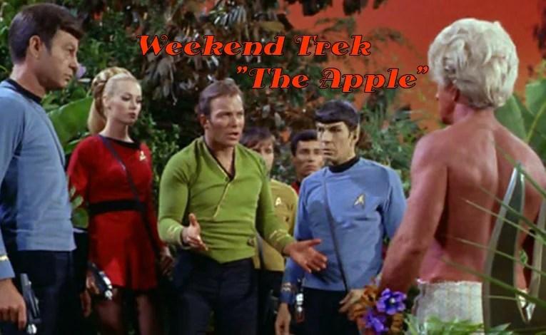 """Weekend Trek """"The Apple"""""""