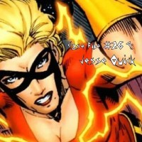 Slightly Misplaced Comic Book Heroes Case File #269:  Jesse Quick