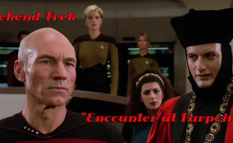 "Weekend Trek ""Encounter At Farpoint"""