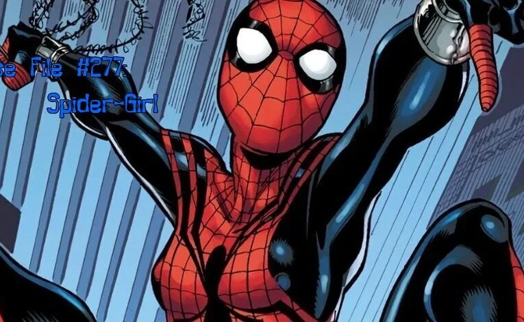 Slightly Misplaced Comic Book Heroes Case File #277:  Spider-Girl