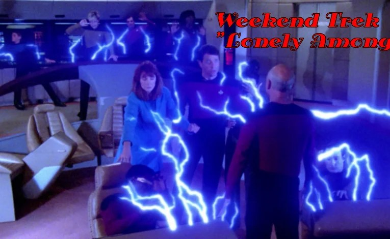 "Weekend Trek ""Lonely Among Us"""